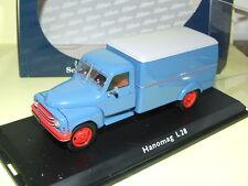 HANOMAG L28 TOLÉE Bleu SCHUCO Camion