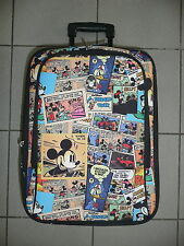 DISNEY CASE small Cabin Luggage BRAND NEW - COMIC MICKEY MOUSE RRP$149