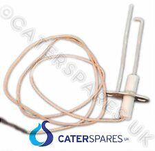 005900 ZANUSSI GAS PIZZA OVEN ROUND SPARK IGNITION ELECTRODE & SENSOR PROBE