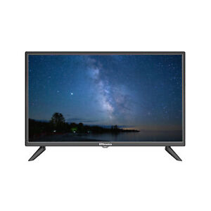 "EMtronics 24"" Inch EM24HDR HD Ready 720p LED TV with Freeview, HDMI, USB, VGA"