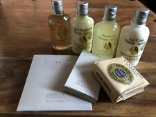 L'Occitane Citrus Verbena Shower gel, Shampoo, Conditioner & Lotion set 200ml
