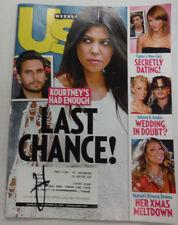 US Magazine Kourtney Kardashian & Taylor Swift December 2014 011315R