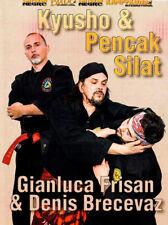 Kyusho-Jitsu & Pencak Silat DVD Gianluca Frisan & Denis Brecevaz