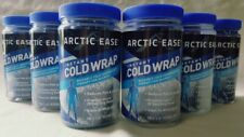 6 NEW INSTANT ICE WRAP COLD 4 X 60 ARCTIC EASE ARTIC EASE WRAP ELASTIC REUSABLE!