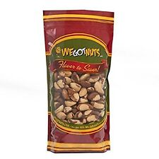 We Got Nuts Roasted Salted Brazil Nuts Bulk Bag (2lb)