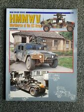 Concord Publications - HMMWV WORKHORSE OF THE US ARMY (MINI COLOR SERIES) Humvee