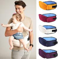 Baby Kinder verstellbaren Taillengürtel Hüfte SitzStuhl Kleinkind Front Carrier!