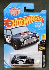 2018 Hot Wheels Car 65/365 Morris Mini - Magnus Walker - C or D Case