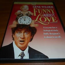 Funny About Love (DVD, Widescreen 2004) Mary Stuart Masterson, Gene Wilder Used