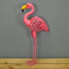 Silhouette Flamingo Light Garden Sculpture (Solar) by Smart garden