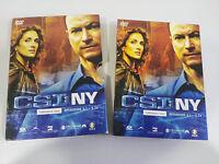 CSI NEW YORK NY TEMPORADA 3 COMPLETA 6 DVD CAJA DESPLEGABLE CAPITULOS 1-24 - AM