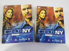 CSI NEW YORK NY SEASON 3 COMPLETE 6 DVD BOX DROP-DOWN CHAPTERS 1-24