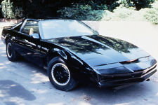 Knight Rider 24x36 POSTER PONTIAC TRANS AM KITT auto