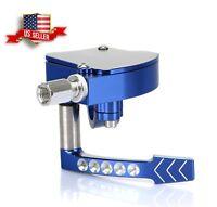 BILLET THUMB THROTTLE ASSEMBLY FOR HONDA TRX 400EX TRX400EX TRX 250R 450R BLUE