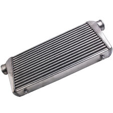 """Front Mount Alloy intercooler 600 x 300 x 76 mm Core UNIVERSEL 3"""" pouces in/out"""