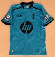 Camiseta Tottenham Hotspur Under Armour 2013/2014 Roberto Soldado (talla M)