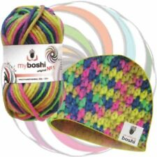 myboshi Wolle No. 1  Multicolor Farbe C8 Papagei