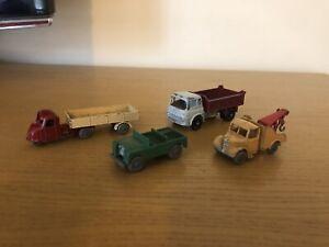Vintage Small Matchbox Lesney Job Lot Bundle Collection Job Lot