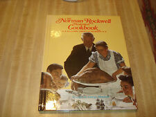Awesome 1987 Cookbook - The Norman Rockwell Illustrated Cookbook
