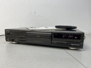 Technics SL-PG490 CD Player Hi-fi Separate Compact Disc Player Black