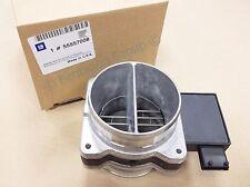 Nuevo Genuino Saab 9-3 9-5 93 95 Medidor de masa de aire, sensor de flujo de aire, MAF 55557008