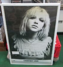 HOLE POSTER NEW SEALED RARE  VINTAGE 1999 OOP COURTNEY LOVE KURT COBAIN NIRVANA