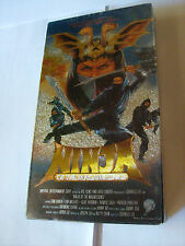 NEW SEALED Ninja Of The Magnificence VHS Imperial Entertainment SUPER RARE!