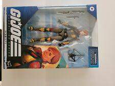 Hasbro - G.I. Joe - Classified Series 05 - Scarlett Field Variant Redeco Action?