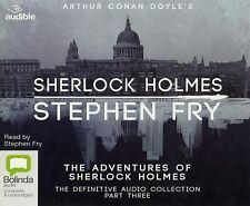 The Adventures of Sherlock Holmes: Pt 3 - Conan Doyle - Stephen Fry - Audio Book
