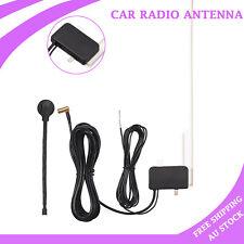 3m 12v DAB Car Radio Antenna Scheiben Antenne Aktiv Radio Adapter Connector