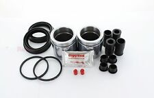 Saab 9-3 Front Brake Caliper Seal & Piston Repair Kit (axle set) BRKP73