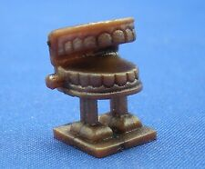 Scene It? Movie 2nd Chattering Teeth Brushed Metal Replacement Game Token