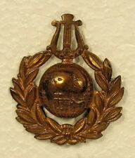 United Kingdom Royal Marines Commandos Beret Hat Cap Band Device Badge Insignia