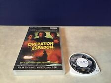 OPERATION ESPADON FILM UMD VIDEO SONY PSP FR