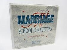 TED HAGGARD Marriage School for Success in Every Area of Life 5 Cassette Box Set