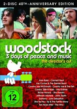 WOODSTOCK Special Edition Director's Cut 2 DVDs NEU OVP