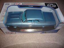 1963 Dodge 330 - Light Blue