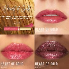 SENEGENCE Prosecco And Heart Of Gold LipSense, Golden Pearl Gloss ~Get All Three