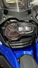 BMW Headlight Guard  R1250 GS, GSA With HP Logo Free Post UK  £8 To Outside UK