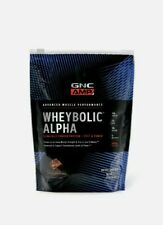 GNC AMP Wheybolic Alpha Whey Protein Powder - Chocolate Fudge,