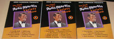 The Best of the Dean Martin Variety Show DVD Lot Volumes 1-5