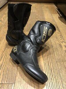 sidi motorcycle boots size 8 42