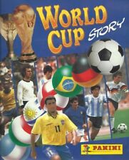 World Cup Story 1998 - Panini Album COMPLETE