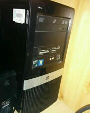 HP 3125 DUAL CORE 2.80GHZ 4GB DDR3 320GB HARD DISK WINDOWS 7 LETTORE SCHEDE