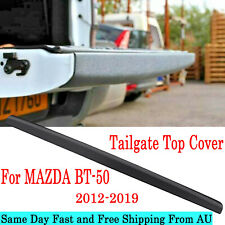 1 PCS TAILGATE RAIL GUARD CAP PROTECTOR COVER FOR MAZDA BT-50 2012-2019