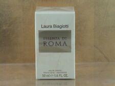 71,80€ / 100ml   Laura Biagiotti Essenza di Roma Eau de Parfum  EDP 50ml OVP