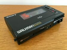 SONY Walkman Professional WM-D6C Amorphous Head Cassette Player Recorder NR MINT