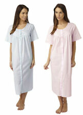 Full Length Cotton Blend Nightdresses & Shirts for Women