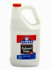 Elmer s Liquid School Glue Washable 1 Gallon