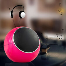 Wireless Speakers Portable LED Color Lights Bluetooth Speaker For Smart Phone NN